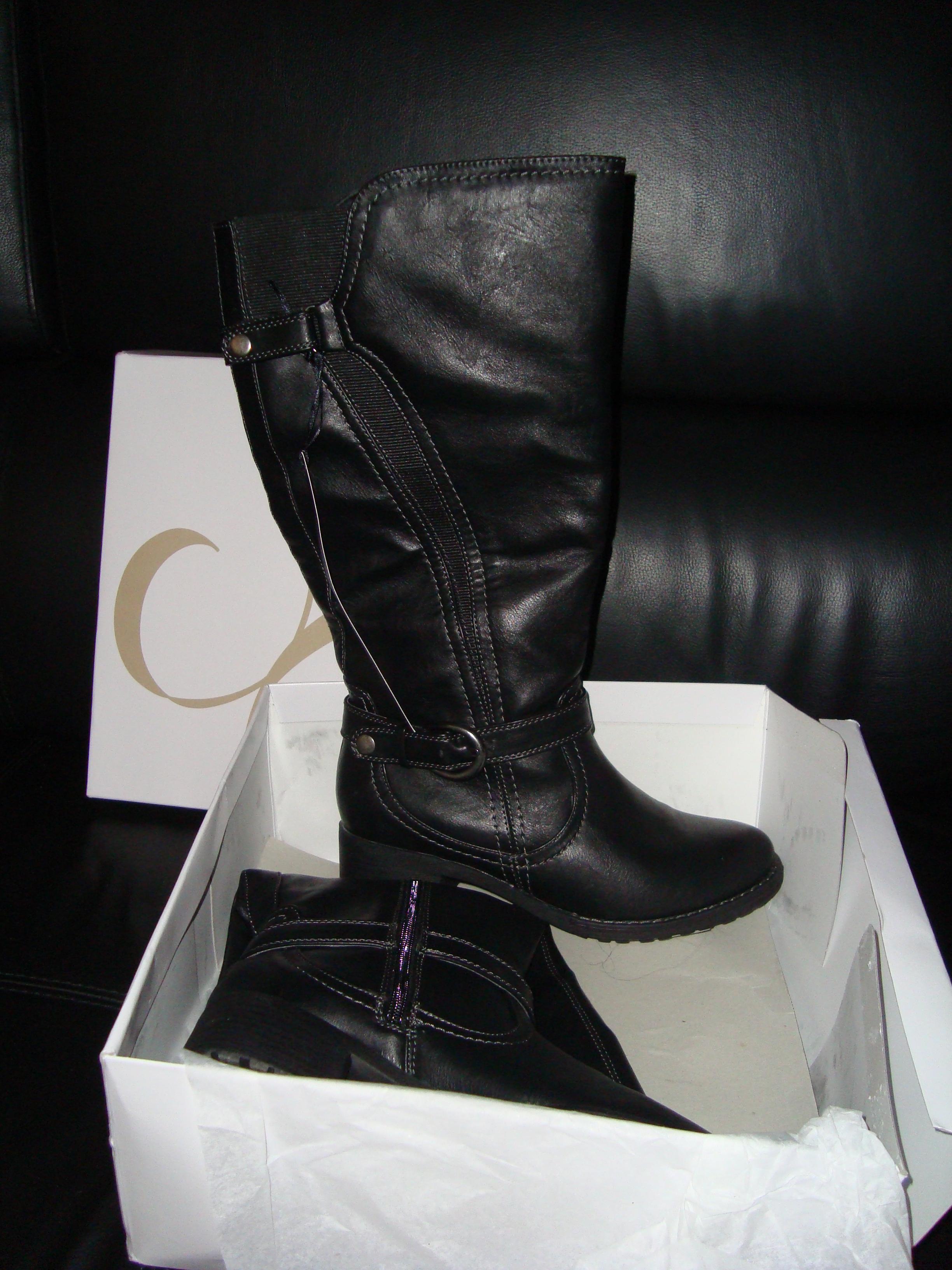 comprare popolare 2405c dda5e Stivali per le curvy con gambale xxl - TondaMente Curvy Blog