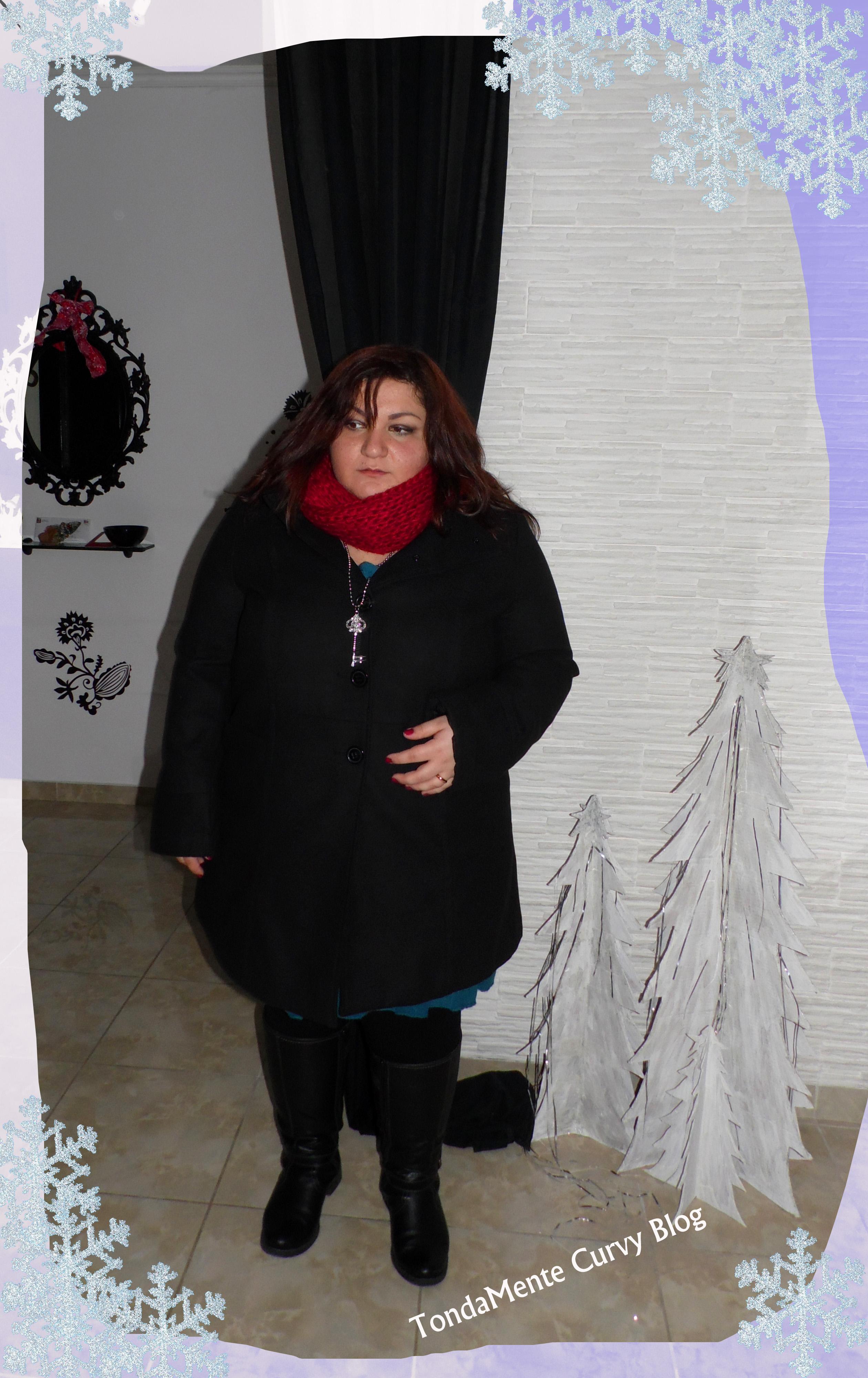 Plus Size Outfit inverno Tondamente