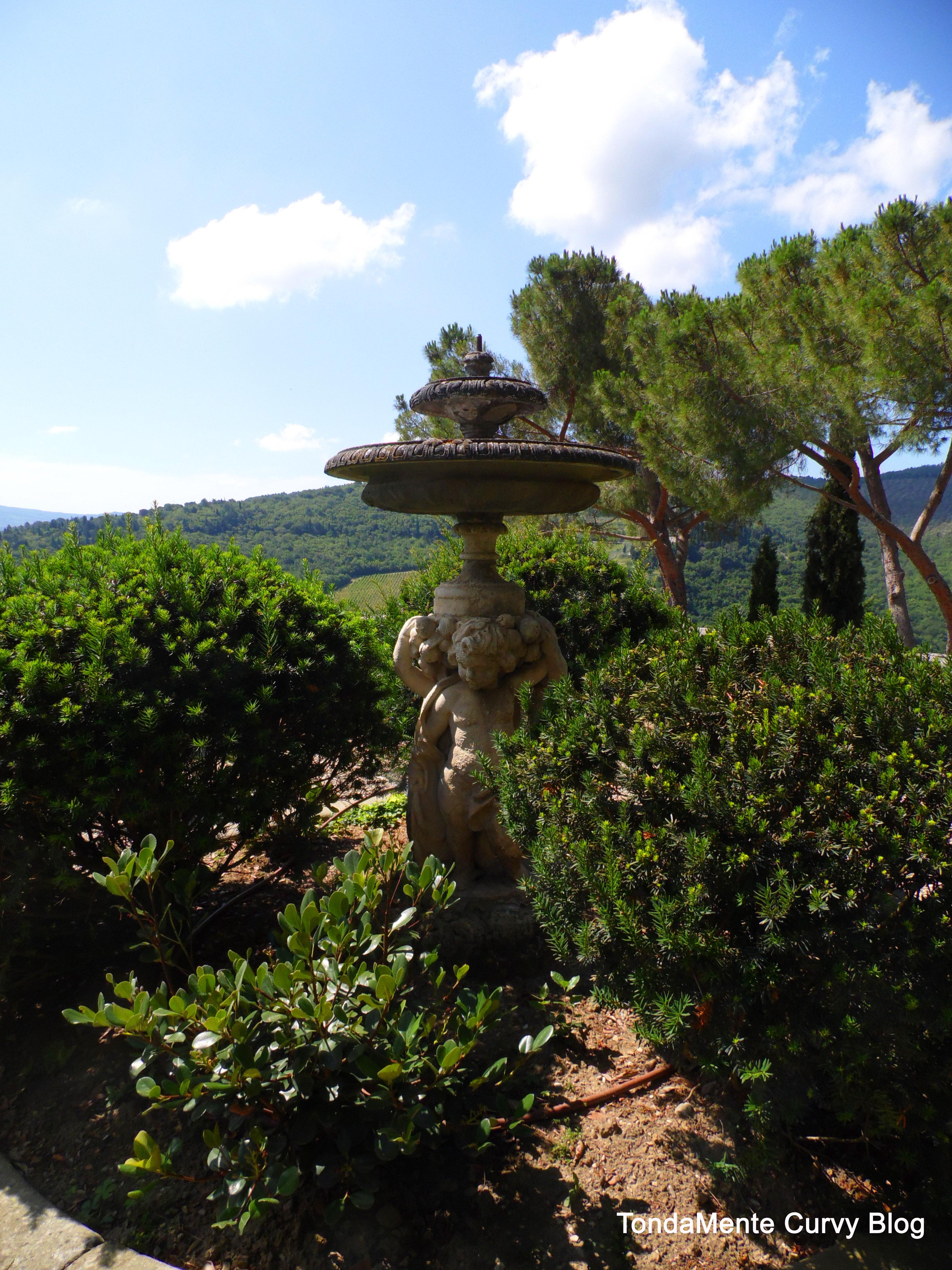 Giardini del Castello - Fontana