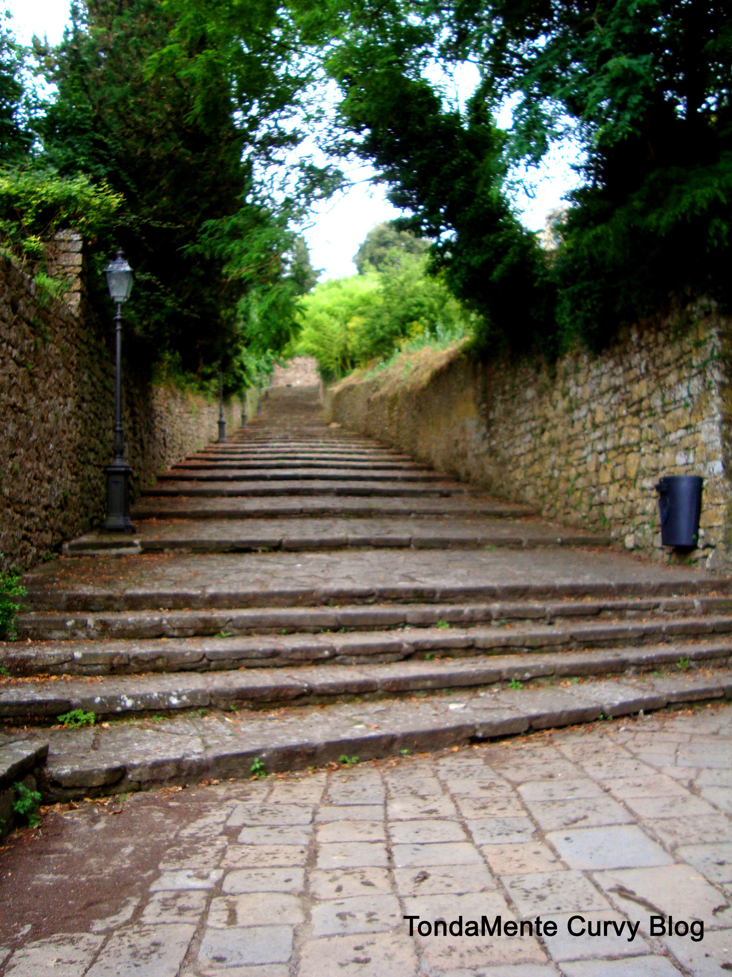 Lunga Scalinata - Volterra