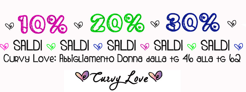 slide saldi 2 curvy love