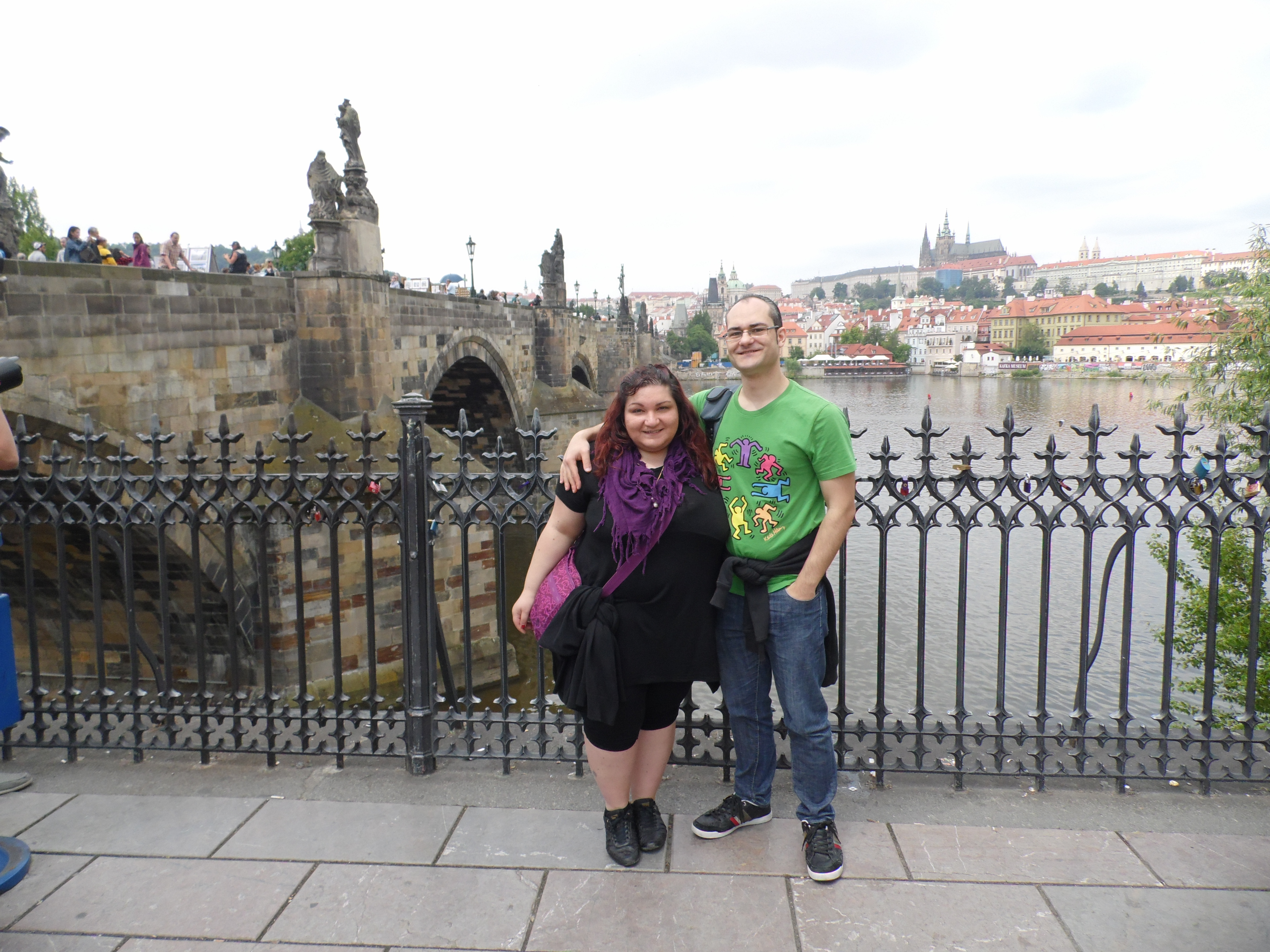 Noi <3 Praga 2015, TondaMente Curvy Blog