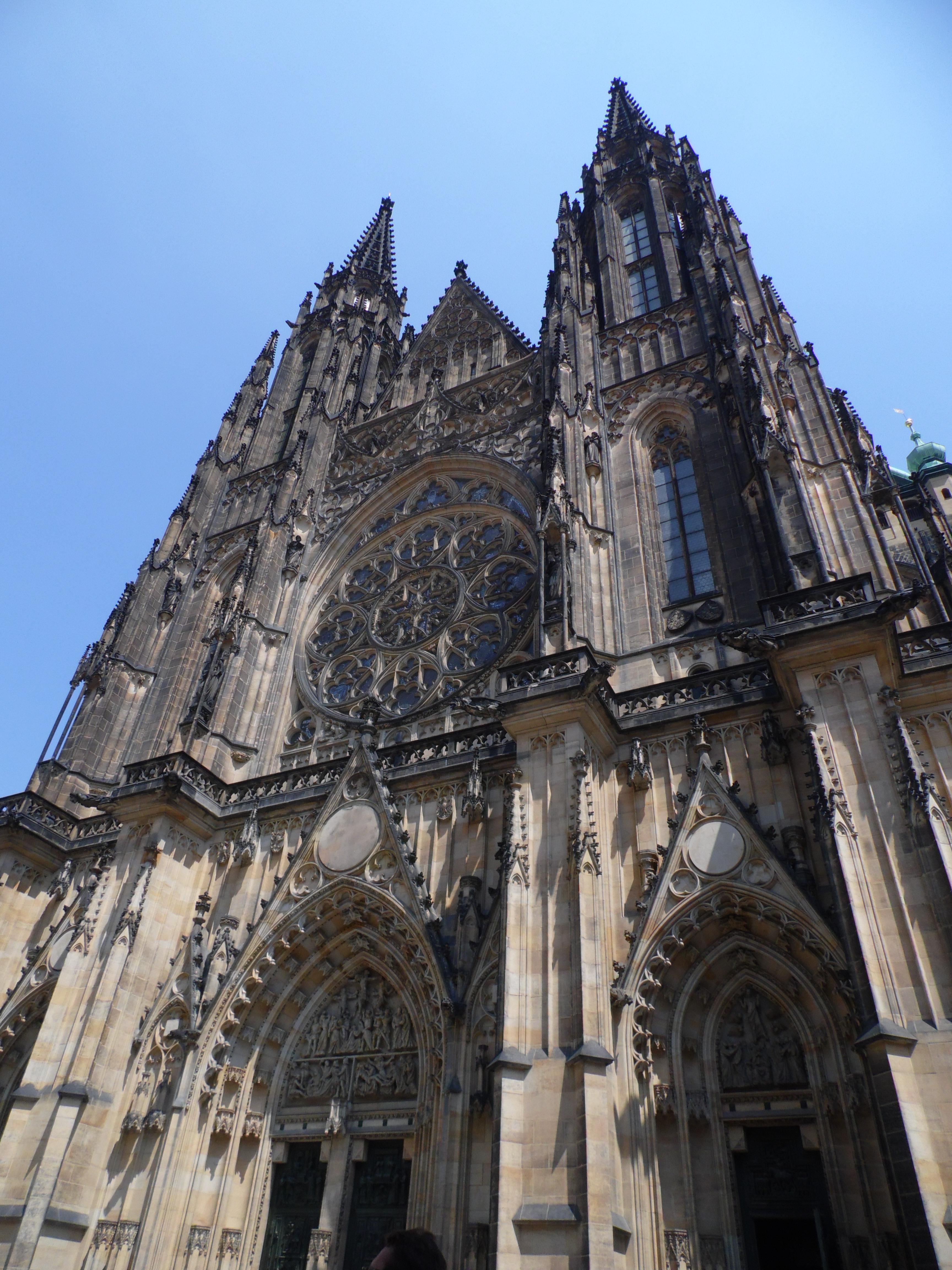Cattedrale di San Vito, Castello, Praga 2015, TondaMente Curvy Blog